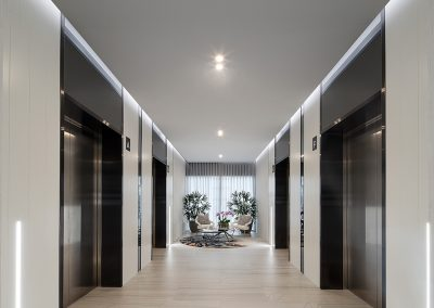 The Star Residences fitout by Zero 9 Constructions gold coast