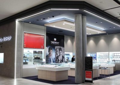 Wallace Bishop Coomera – Retail Fitout