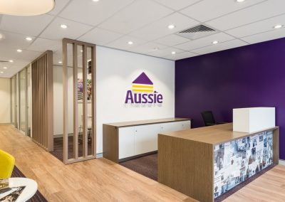 Aussie Home Loans – Office Fitout