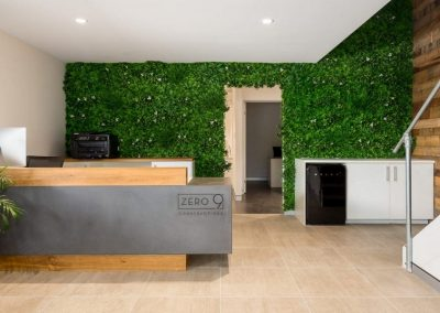 Zero 9 Constructions Burleigh Heads – Office Fitout