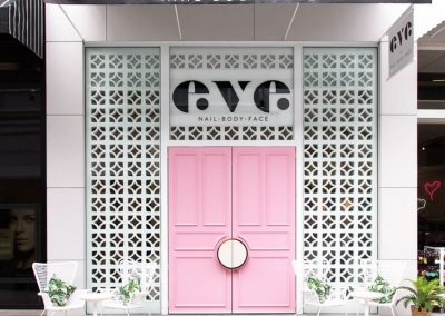 Eve Pacific Fair – Shop Fitout