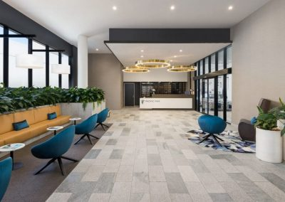 Valet Parking Pacific Fair – Office Fitout