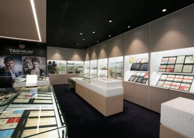 Wallace Bishop Kotara – Retail Fitout