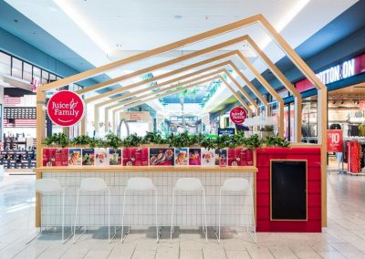 Juice Family Westfield North Lakes – Hospitality Fitout