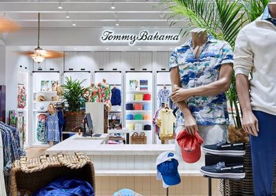 Tommy Bahama Pacific Fair – Shop Fitout