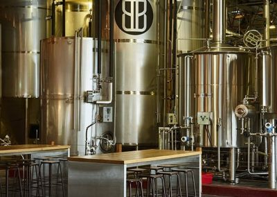 Burleigh Brewing Co. – Hospitality Fitout
