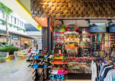 Skate Connection Westfield North Lakes – Retail Fitout