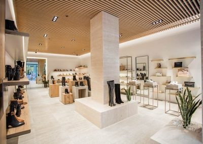 Tony Bianco Pacific Fair – Shop Fitout