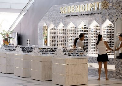 Serendipity Pacific Fair – Shop Fitout